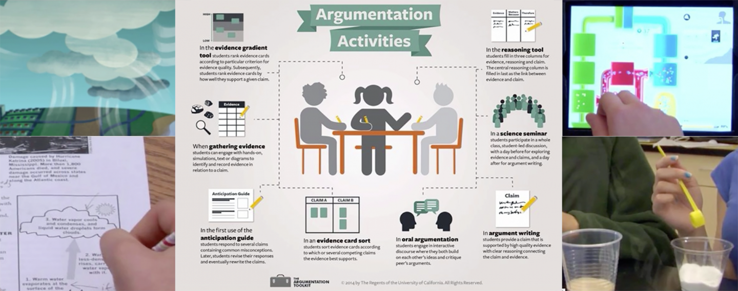 How can you bring scientific argumentation into the middle school science classroom?