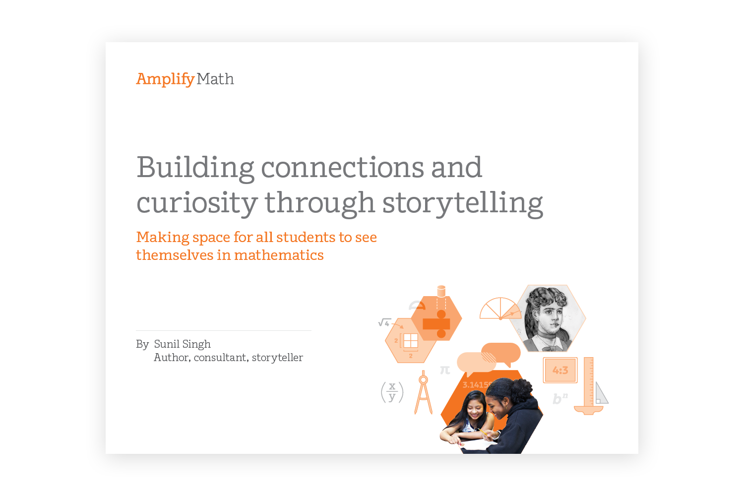 Math ebook building connnections