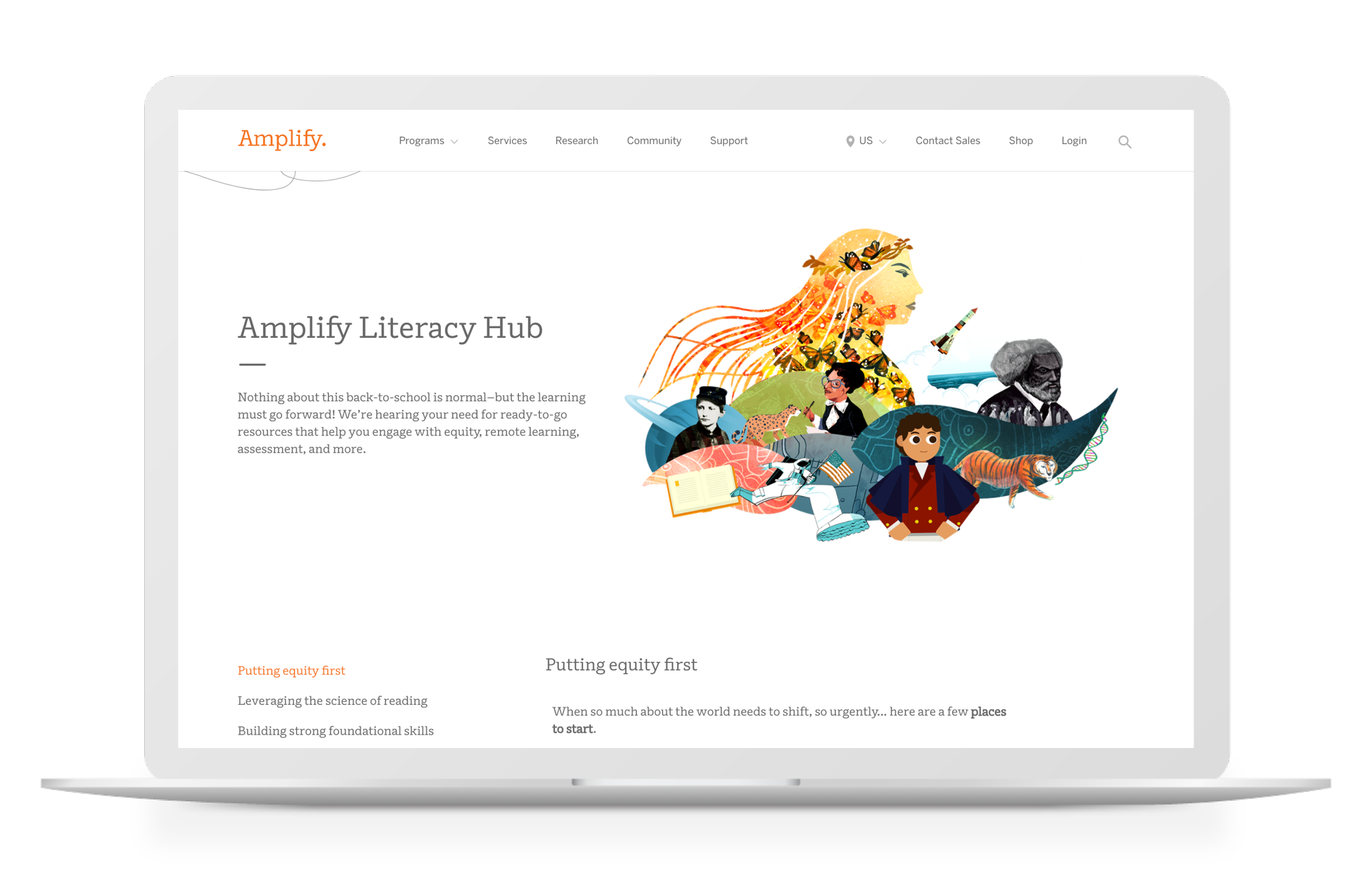 LiteracyHub-mockup